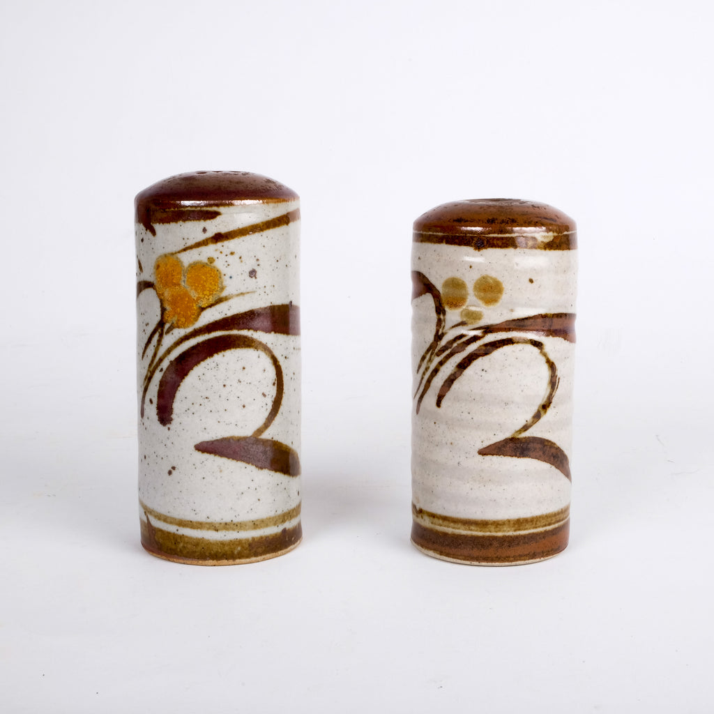 1960s Salt and Pepper Pots