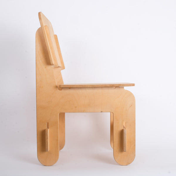 Lovely Plywood Children's Chairs