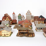 Swiss Model Houses