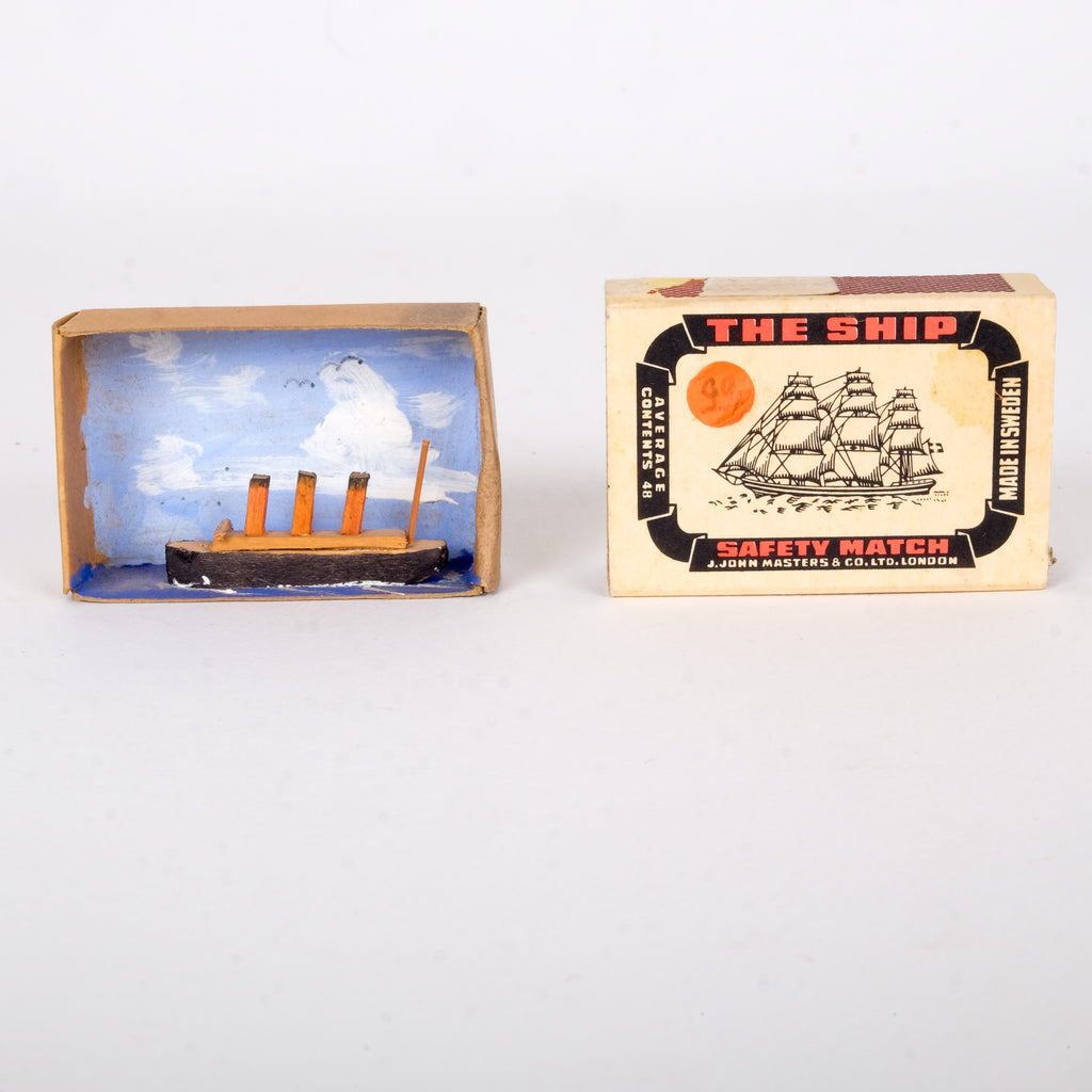 Ship in a Matchbox