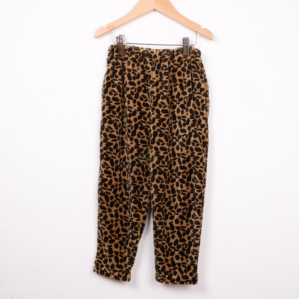 Zoo Club Velour Trousers