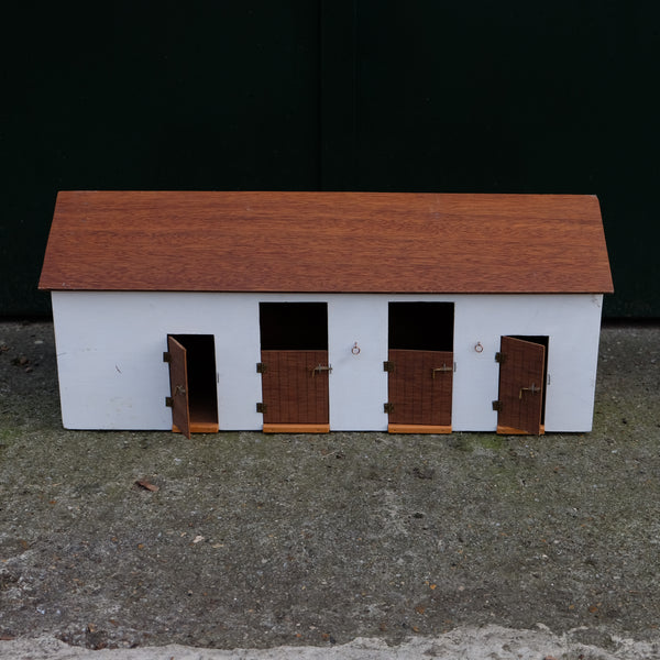 Beautiful Handmade Stable