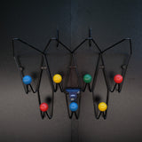 Colourful Coat Rack