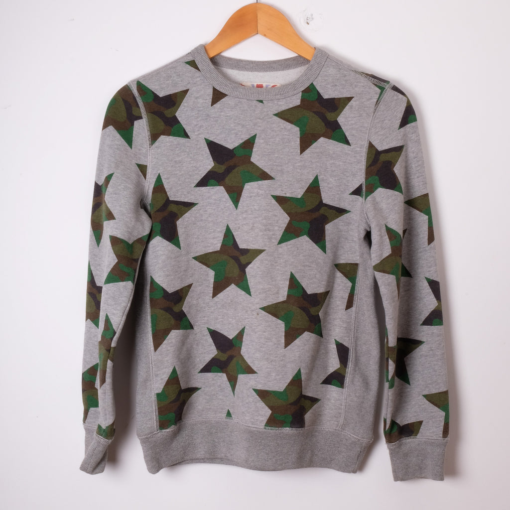 Johnnie B Star Sweatshirt