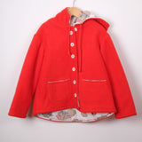 Margit Kindermode Red Coat