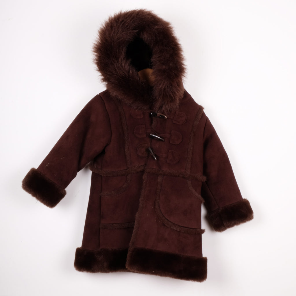 Baby Gap Fleece Coat
