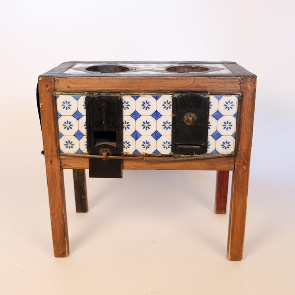 Beautiful French Child's Stove