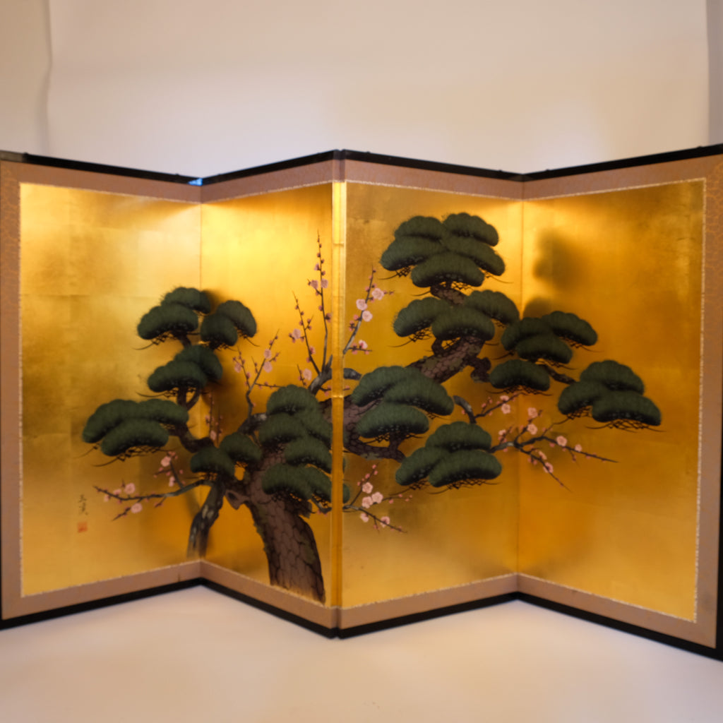 Stunning Japanese 1960s Screen