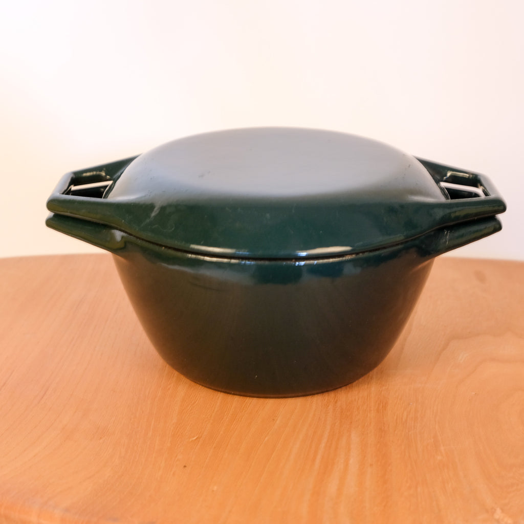 Dark Green Copco Cooking Pot