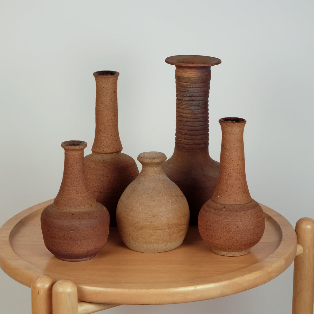 Earthenware Vases
