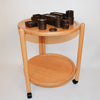 Lovely Scandinavian Lazy Susan Trolley