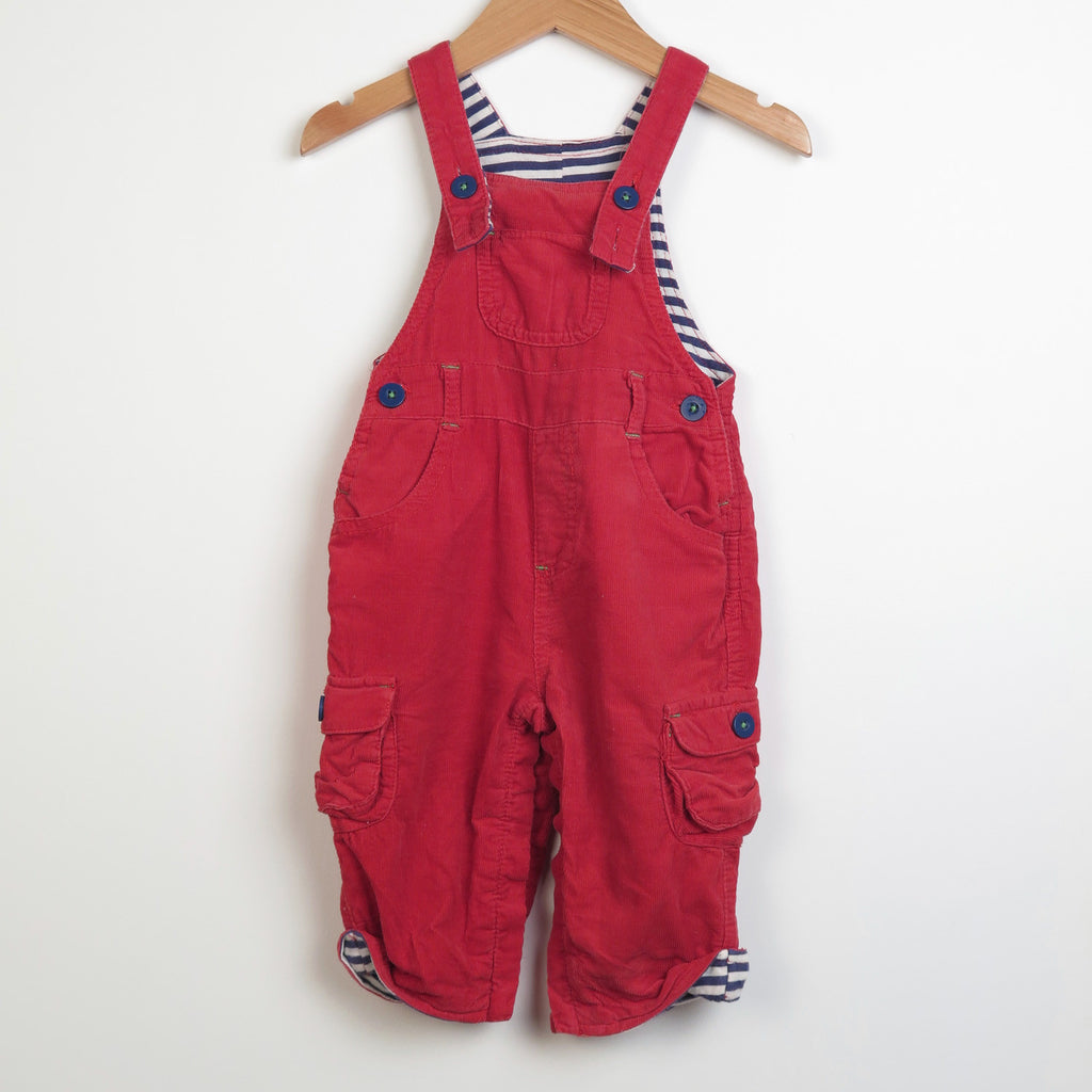 Red Dungarees