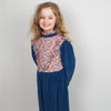 1970s Corduroy Dress