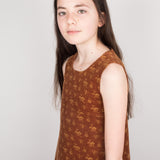 Handmade Corduroy Dress