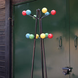 Colourful Coat Stand