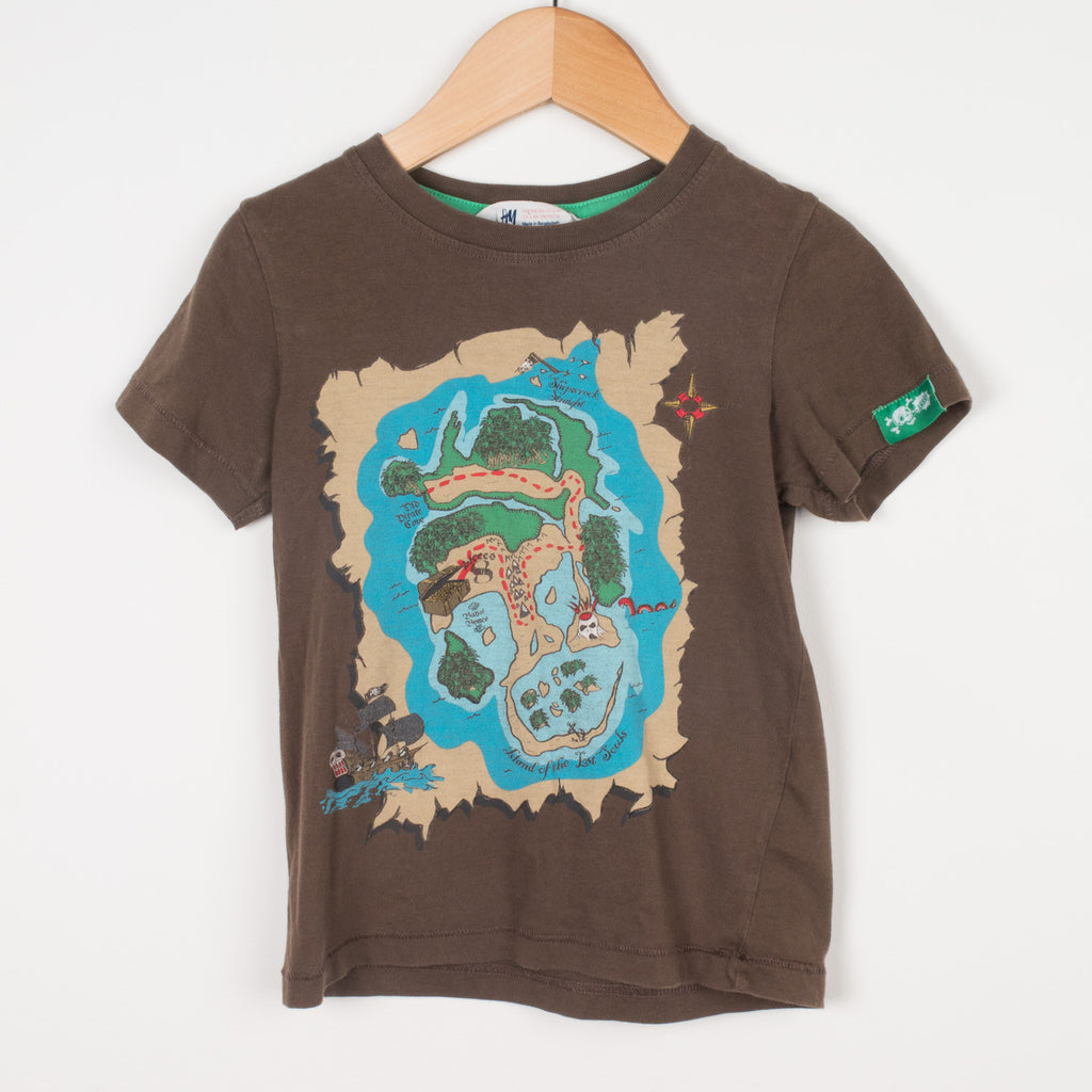 Treasure Island T-shirt