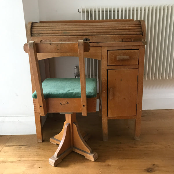 Small Wooden Child's Desk