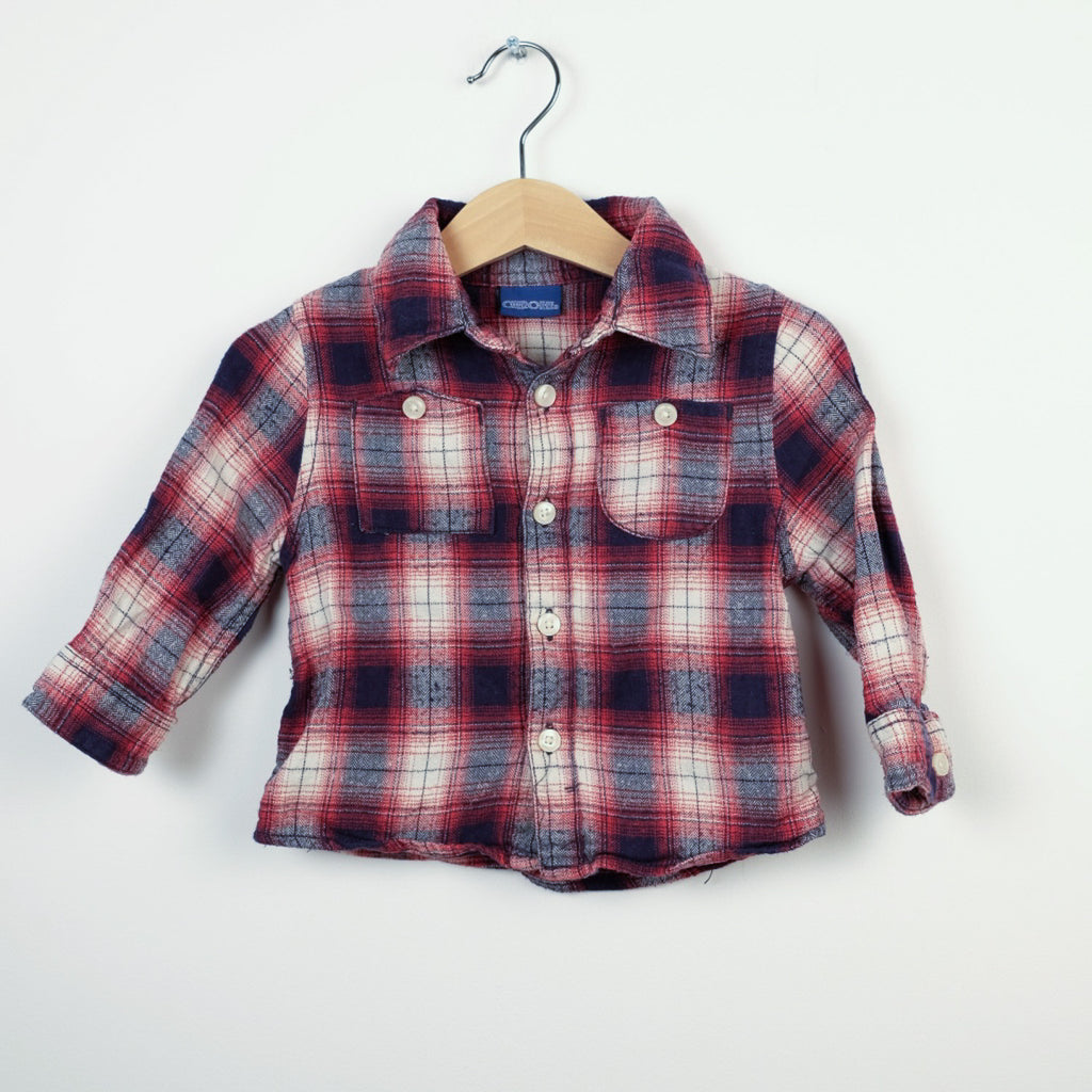 Cheerokee Checked Shirt