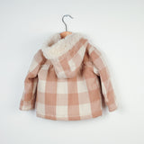 Baby Gap Checked Duffel Coat
