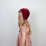 New Velvet Bonnet