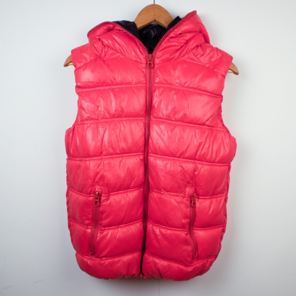 Seventy Five Red Puffer Jacket