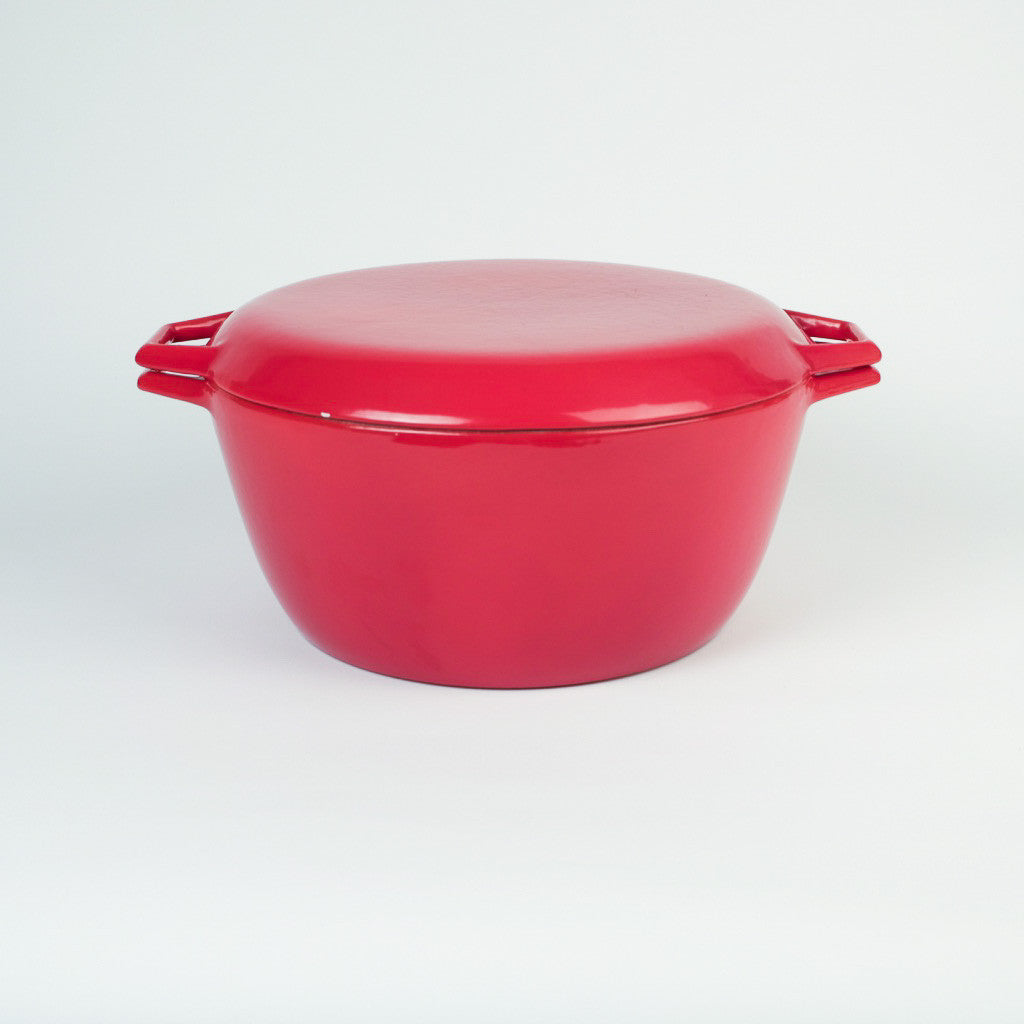Copco Red Cooking Pot