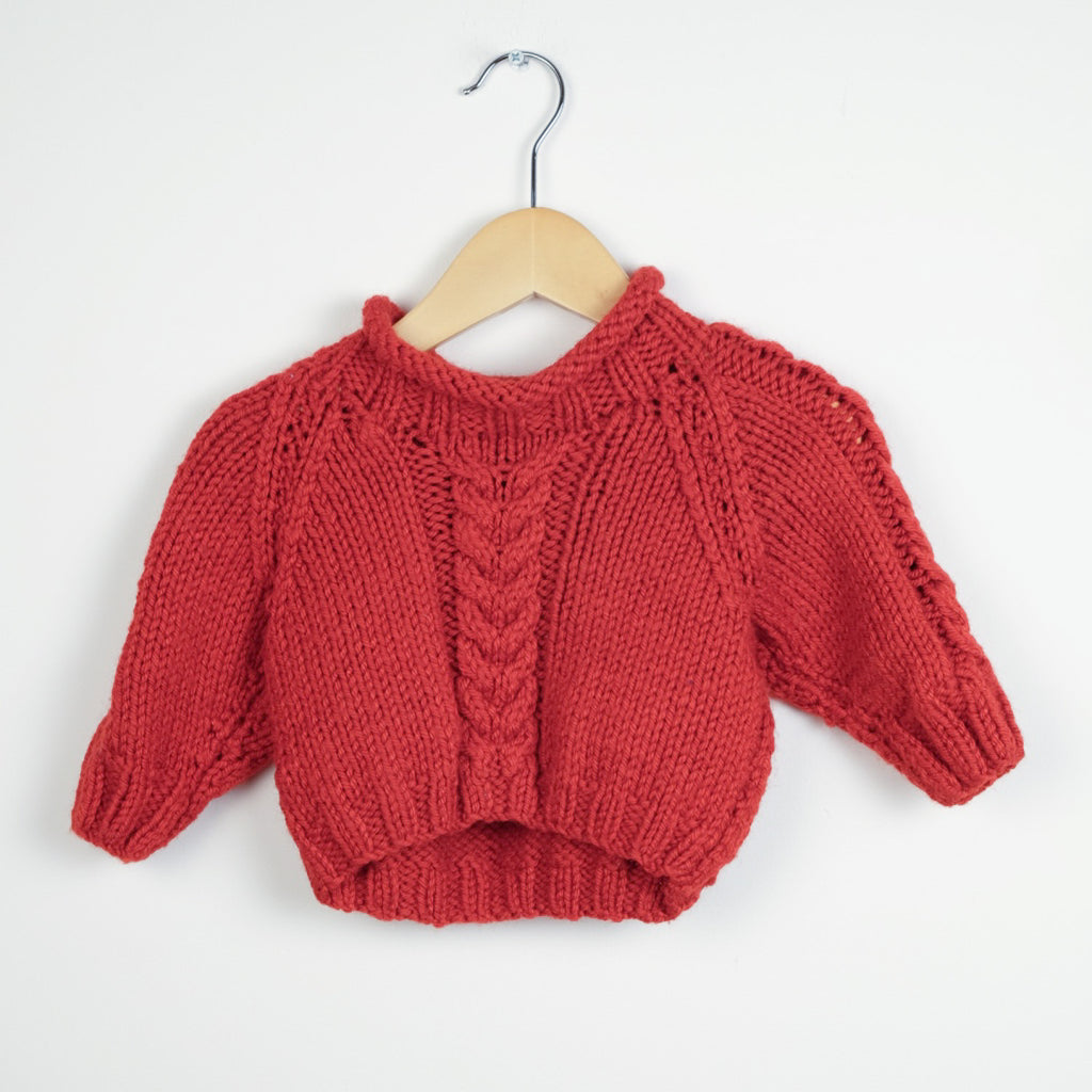 Red Hank Knit