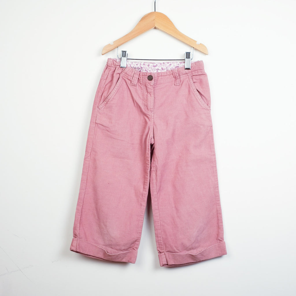 Pale Pink Mini Boden Trousers
