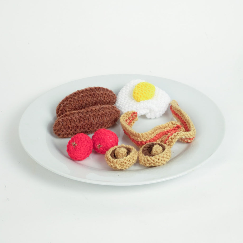 Knitted Fry Up
