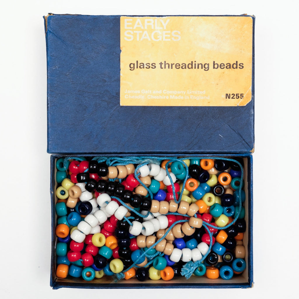 Old School Glass Beads