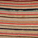 Beautiful Stripey Rag Rug