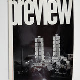 1950s, 60s, 70s Copies of Ar Preview Architectual Magazine