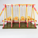 Wooden Swingboat Model
