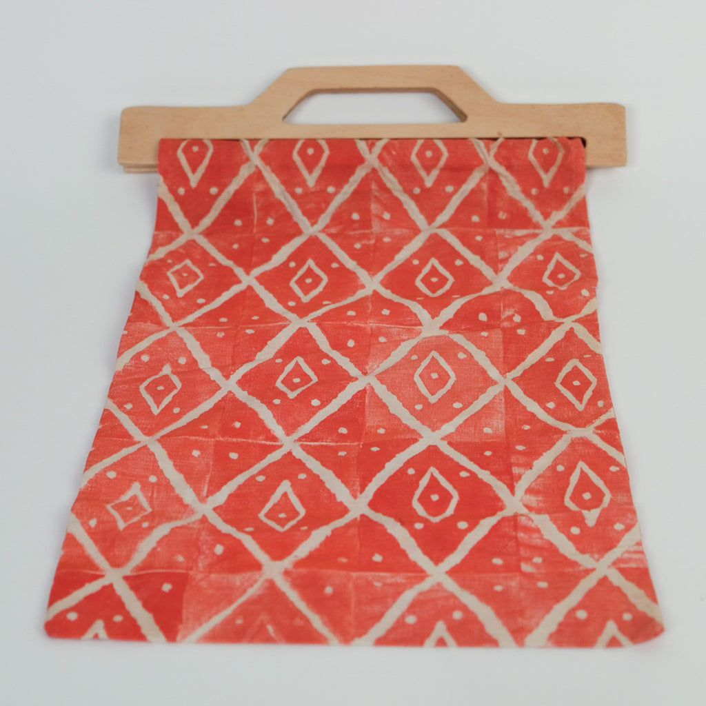 Hand Block Printed Bag