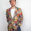 Crazy Patchwork Jacket