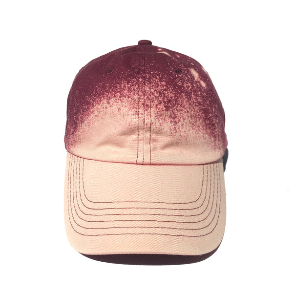 Frosted Hat - Maroon