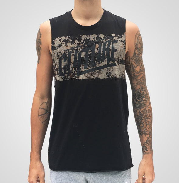Block Out Culture Vest Tank Top