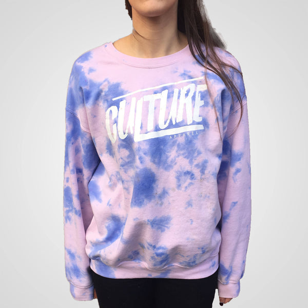 Candy Floss Culture Crewneck