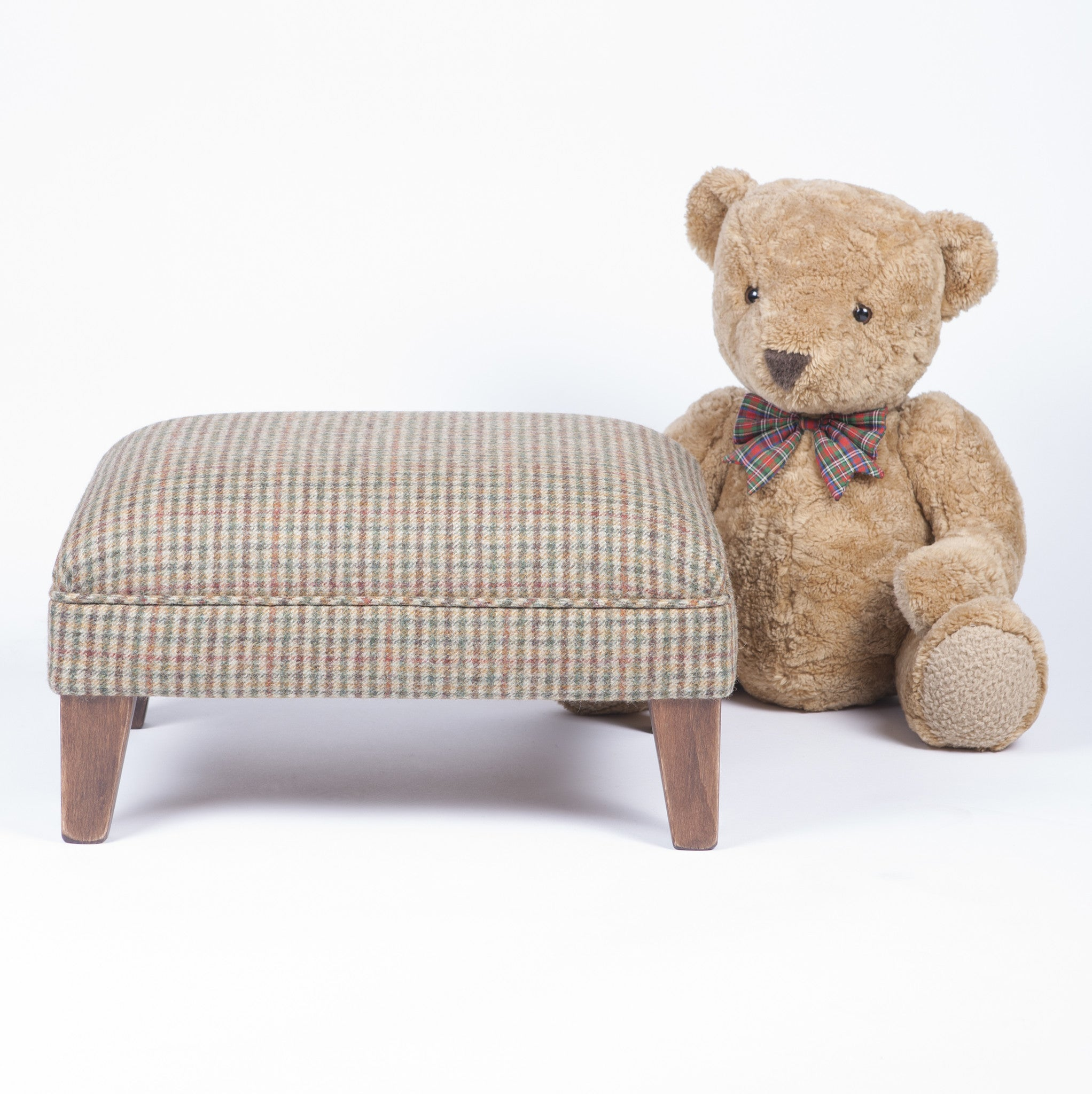 Burlington Footstool - Ellerby England