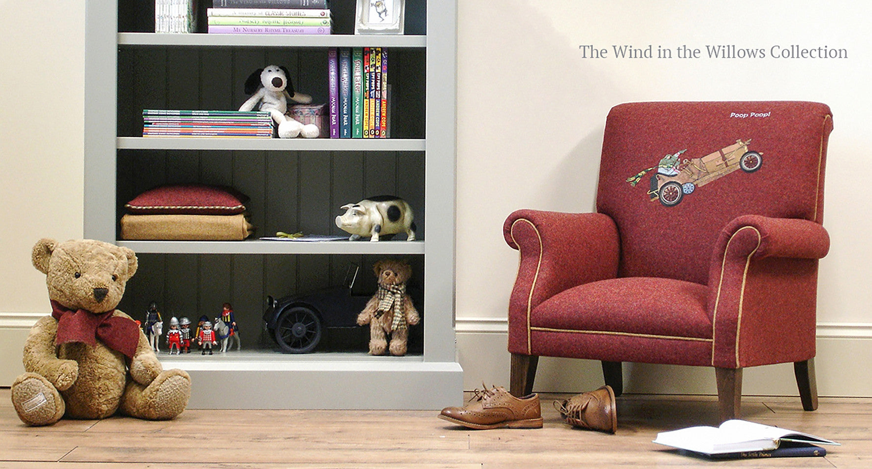 Children's Armchair - Wind in the Willows Collection