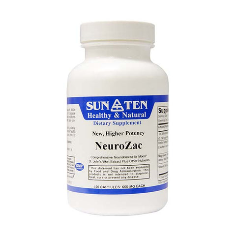 NeuroZac (Depression Formula)
