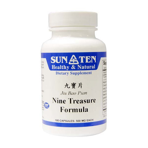 Nine Treasure (Flu Formula)