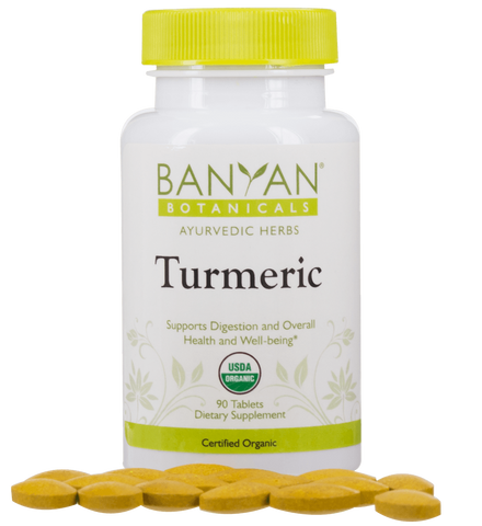 Turmeric Tablets - Chineseherbs.net