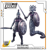 Vitruvian H.A.C.K.S.  Exclusive - Celestial Warriors - 2-Pack