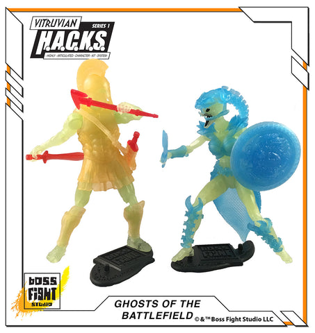 Vitruvian H.A.C.K.S. Ghosts of the Battlefield