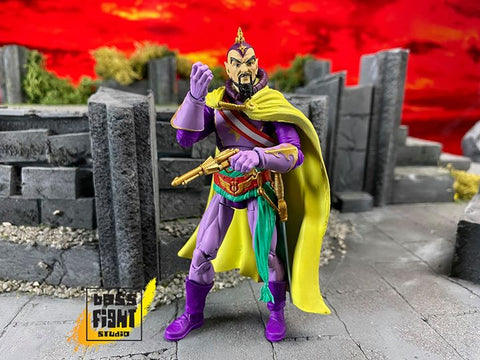 Hero H.A.C.K.S. FLASH GORDON - Comic Ming the Merciless - Wv1