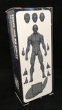 Vitruvian H.A.C.K.S. Action Figure Blank - Male Body