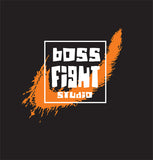 Boss Fight Studio T-Shirt - Boss Fight Logo