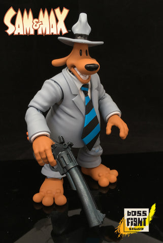 Sam & Max Series - Wave 1 - Sam (PRE-ORDER)