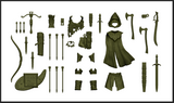 CHARACTER BUILDER KITS